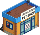 Springfield Pet Shop