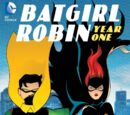 Batgirl/Robin: Year One (Collected)