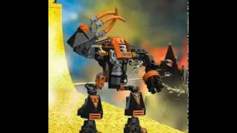Exo-Force - Claw Crusher