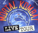 Mortal Kombat The Live Tour