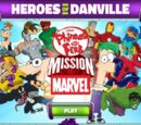 Phineas and Ferb: Heroes of Danville