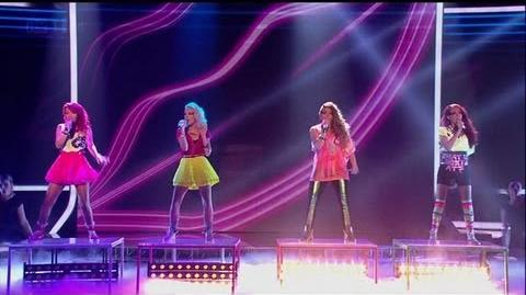 All you hear is Radio Little Mix - The X Factor 2011 Live Show 6 - itv.com xfactor