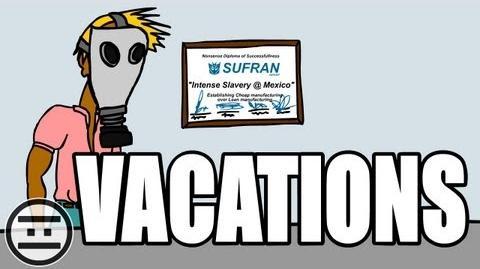 Negas-Aviso de Vacaciones 2012