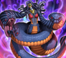 Vénominaga, Déesse des Serpents Venimeux