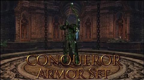 Dragon's Prophet Conqueror Armor Set