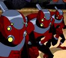 Robots de Vilgax