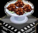 Chocolate raisin