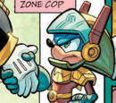 Zonic the Zone Cop