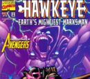 Hawkeye: Earth's Mightiest Marksman Vol 1 1