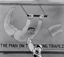 The Man on the Flying Trapeze