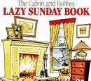 Кельвин и Хобс: Ленивая субботняя книга