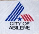 Flag of Abilene, Texas