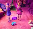 Chambre de Mariposa