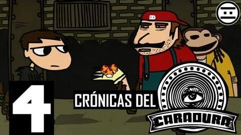 Crónicas del Caradura