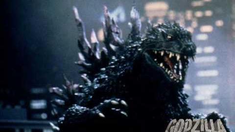 Godzilla 2000 song