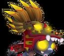 Aztec Priest Dragon