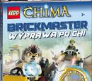 LEGO Legends of Chima Brickmaster: Wyprawa po Chi