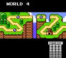 World 4 (Super Mario Bros.: The Lost Levels)