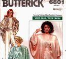 Butterick 6801 B