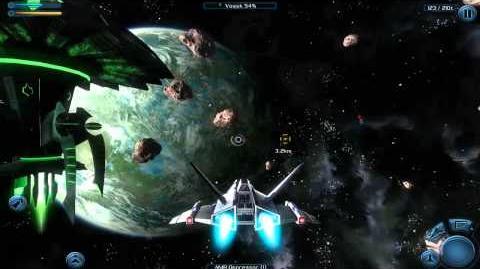 Galaxy on Fire 2 - Supernova - 10 hunt