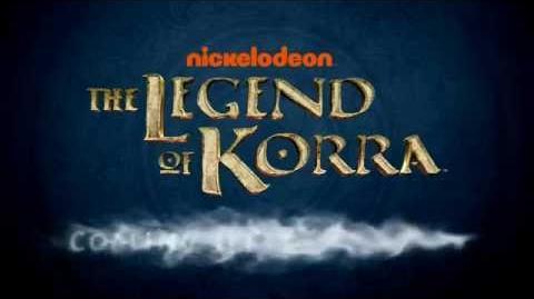 Legend Of Korra Book 2 OFFICIAL Trailer