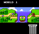 Worlds in Super Mario Bros.
