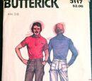 Butterick 3117 A