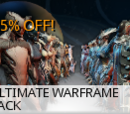 Ultimate Warframe Pack