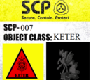 SCP-007