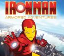 Iron Man: Armoured Adventures