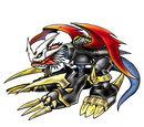Imperialdramon: Dragon Mode