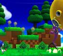 Sonic Lost World bosses