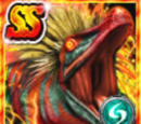 SS Rare Austroraptor