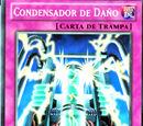 Condensador de Daño