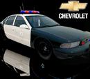 "Chevrolet Impala SS policía ""Police Pack Car"" (Midnight Club: Los Angeles)"