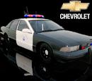 """Chevrolet Impala SS policía """"Police Pack Car"""" V.2 (Midnight Club: Los Angeles)"""