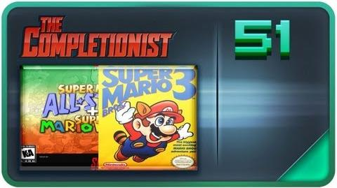 All Starred Up! Super Mario Brothers 3 Live on Stage! The Completionist Episode 51