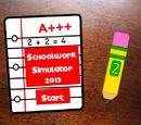 Schoolwork Simulator 2013