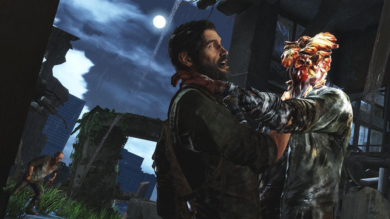 The Last of Us Alternate Ending