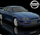Nissan Skyline (Midnight Club: Los Angeles)