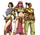 Amazons of Bana-Mighdall
