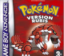 Pokémon Versions Rubis et Saphir