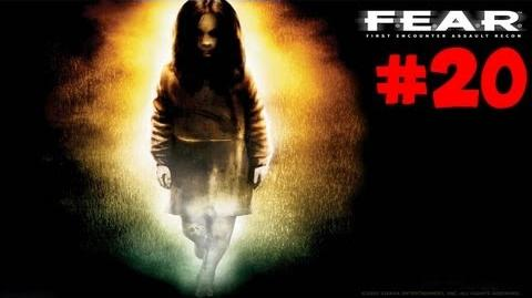 F.E.A.R Walkthrough w Commentary ~ Interval 10 - Revelation - The Vault ~ Part 20 HD
