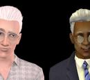 Sims que amam a cor branca