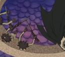 Corte del Dragon de Arena