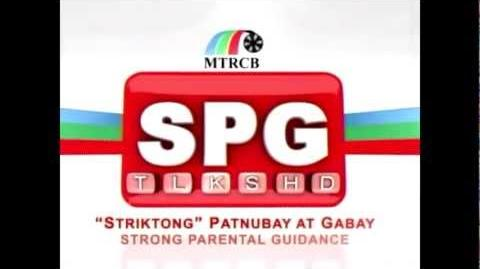 Rated SPG (Strong Parental Guidance)