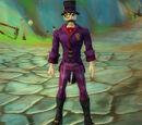 Baron von Darkcheat Costume