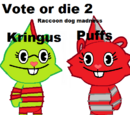 Darkshot22/Vote or die 2: raccoon dog madness