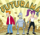 Characters hailing from the Futurama Universe
