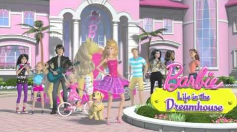 Barbie English - Barbie life in the dreamhouse - HD Compilacion-0
